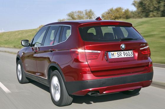 BMW X3 II