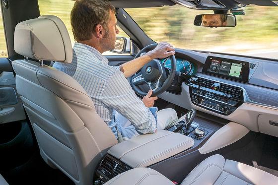 Neuer BMW 5er wieder als GT