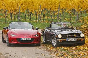 Triumph für Mazda?