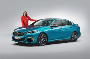 BMW hat jetzt auch einen CLA