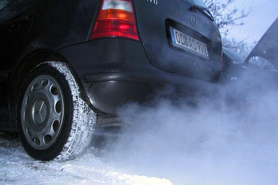 Winter: Die beliebtesten Autofahrer-Fehler