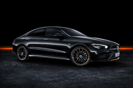 Das ist der neue Mercedes CLA