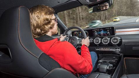 Mercedes CLA II (2019): Test
