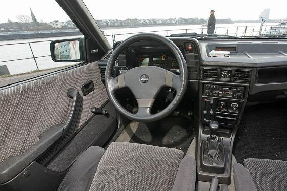 Kanzler-Kadett: Opel Kadett GSI