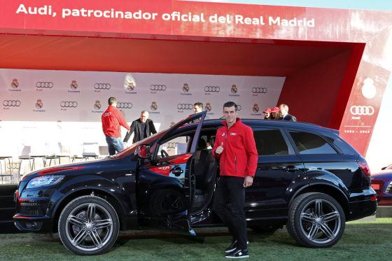 Real Madrid-Star Gareth Bale