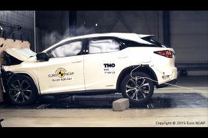 Fünf Sterne fürs Hybrid-SUV