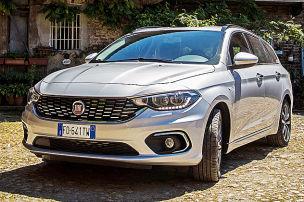 Alle Preise vom neuen Fiat Tipo
