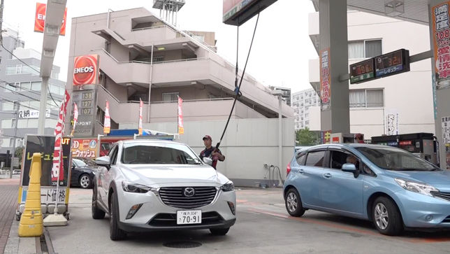 Mazda Garage Rotterdam : Video mazda cx autobild
