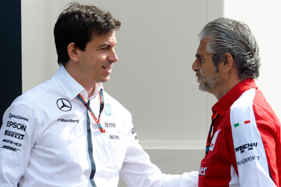 Wolff & Arrivabene