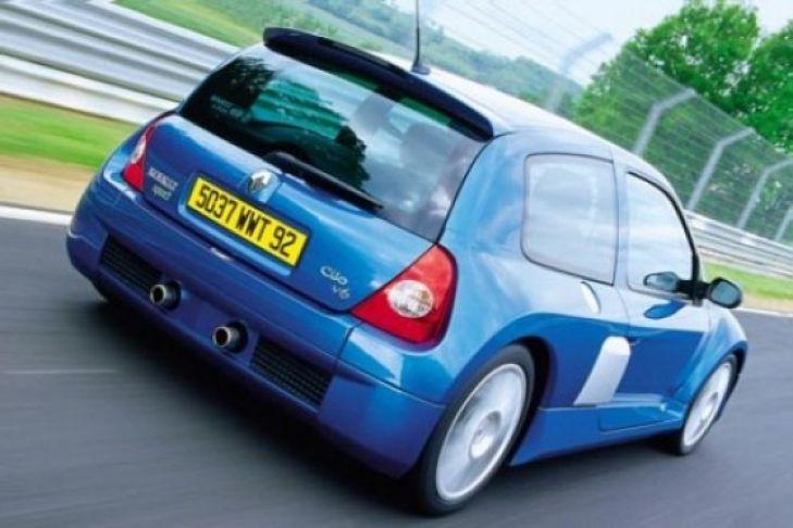 Renault Clio V6 - Bilder - autobild.de