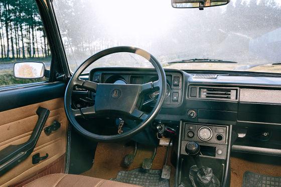 Lenkrad vom Lada 2107