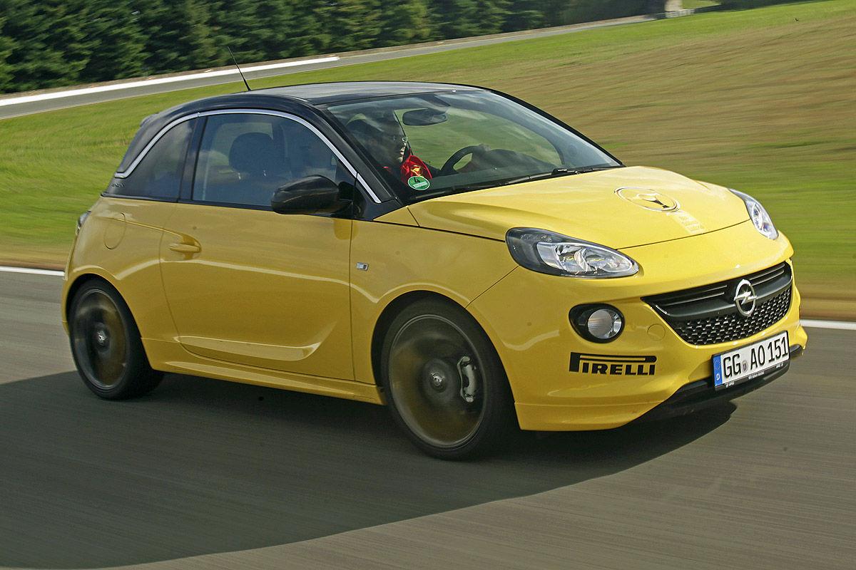 Kaufberatung Opel Adam Bilder Autobildde