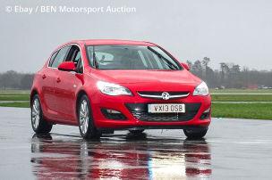 Top-Gear-Astra versteigert