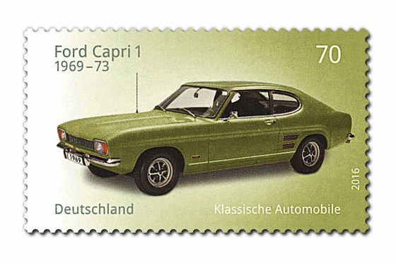 porsche 911 und ford capri briefmarken. Black Bedroom Furniture Sets. Home Design Ideas