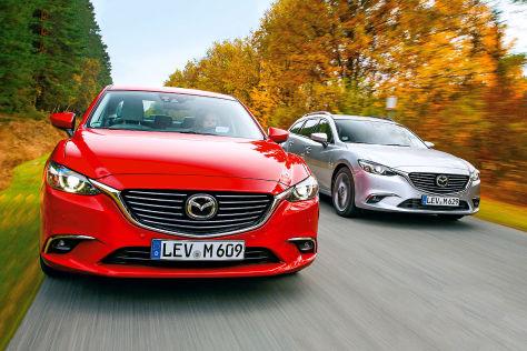 Mazda6 Kaufberatung Autobild De