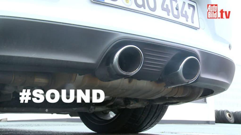 Sound Porsche 911