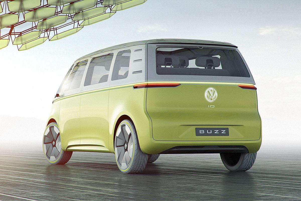 Neue Vans (2019, 2020, 2021 und 2022) Bilder