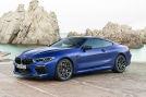 BMW M8 Competition Coupé   !!Sperrfrist 05. Juni 2019  00.01 Uhr !!
