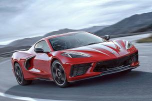 Neue Sportwagen: Corvette C8 und Co