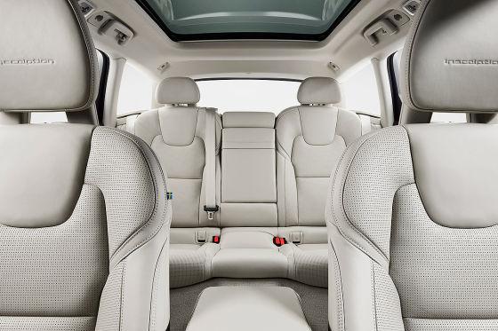 Ungetarnt: Der neue Volvo V90