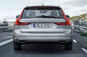 Volvos neuer Kombi