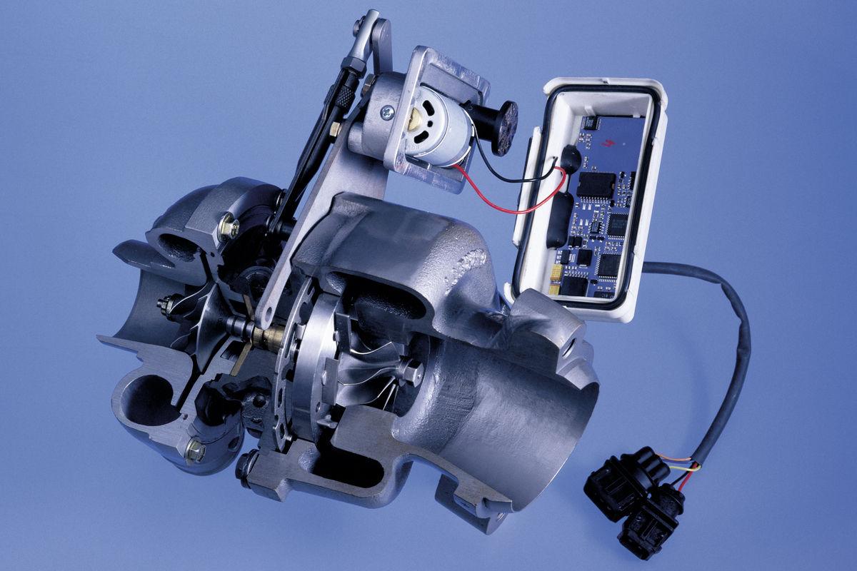 Turbolader: Funktion und Reparatur