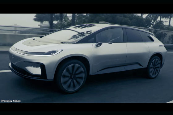 Faraday Future attackiert Model X
