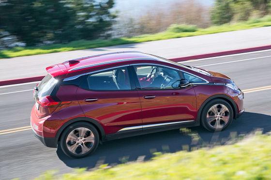 Opel Ampera-e   !! Sperrfrist 01. Februar 2017 18:00 Uhr !!