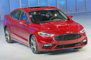 Facelift für Fords Familienkutsche