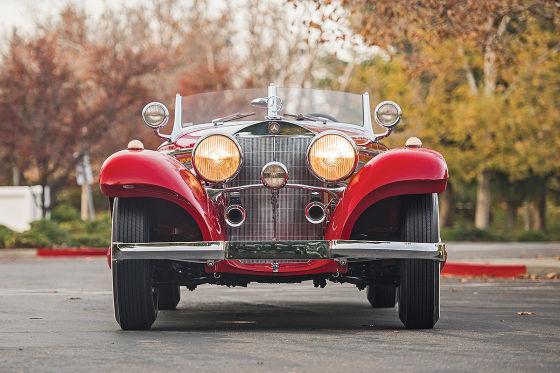 Kompressor-Benz peilt Auktionsrekord an