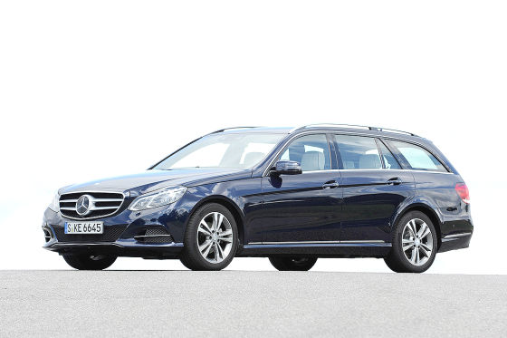 Mercedes E 220 CDI T