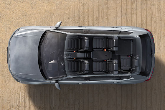 VW Tiguan Allspace (2017): Vorstellung und Fahrbericht