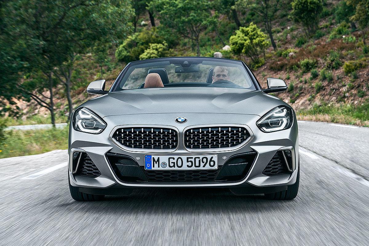 BMW Z4 (2018): Concept Z4