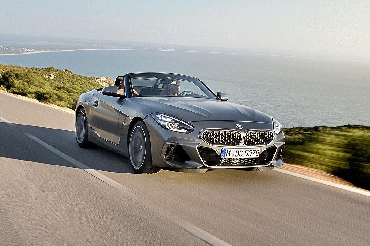BMW Z4 (2018): Vorstellung