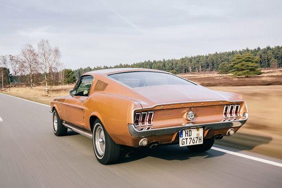 Amis jür jeden Geschmack: Ford Mustang GT 390