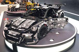 Legos Porsche GT3 RS