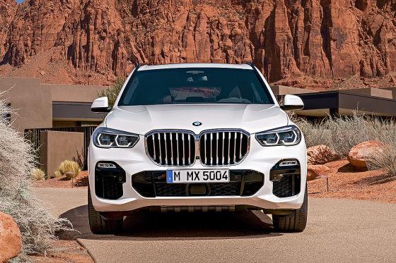 Alle Infos zum neuen BMW X5