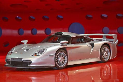 Porsche 911 GT1 Evolution Straßenversion: Auktion ...