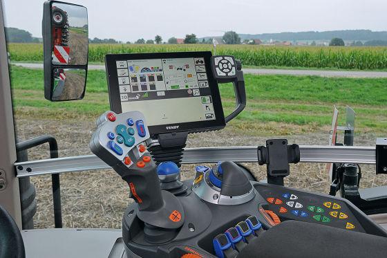 Traktor Fendt 1050 Vario Mit 500 PS: Fahrbericht