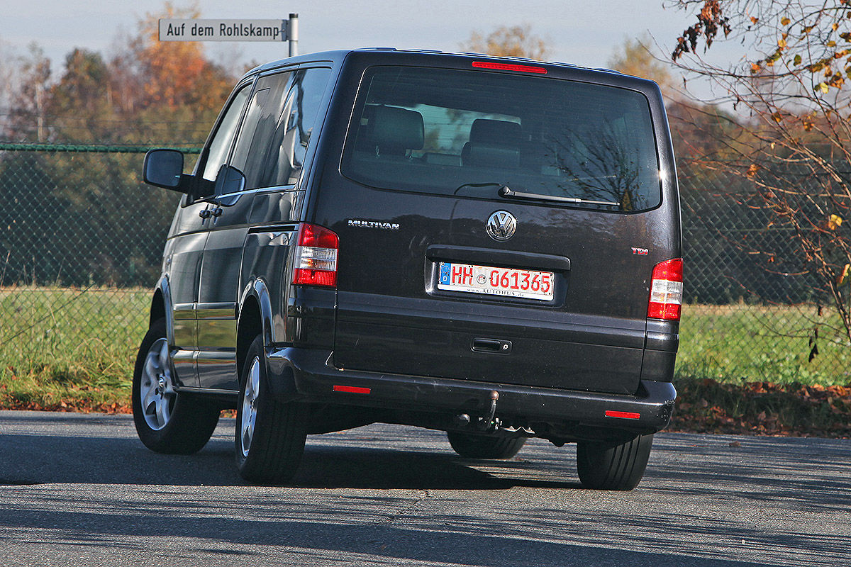 Volkswagen T5 Multivan 2.5 TDI Highline