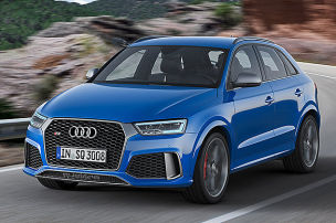 367 PS im RS Q3 performance
