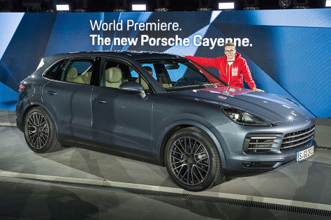Porsche Cayenne 2018 Diesel Preis Test Turbo Daten