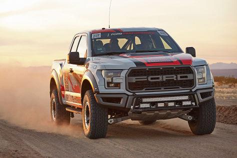 Ford F 150 Raptor Race Truck 2017 Vorstellung Autobild De