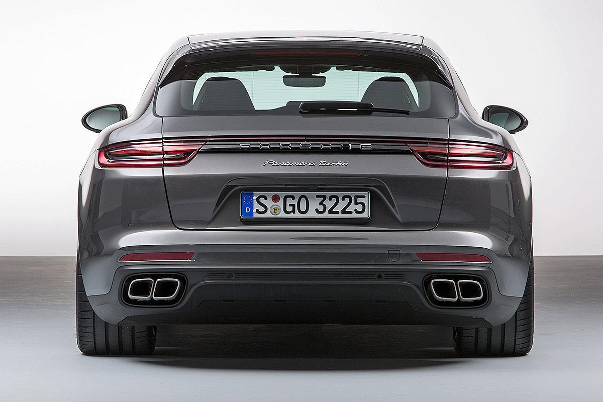 Porsche Panamera Sport Turismo (2017): Alle Infos