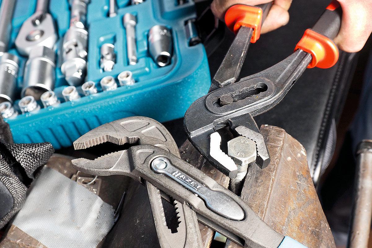 Werkzeugkoffer im Test: Ergebnisse