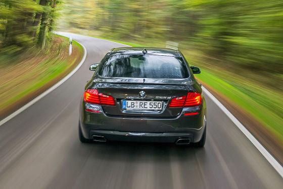 VOS BMW M550d