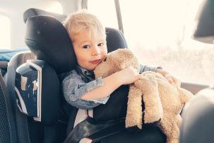 Sicher unterwegs mit Kind