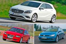 Gebrauchtwagen-Übersicht: Kompakte