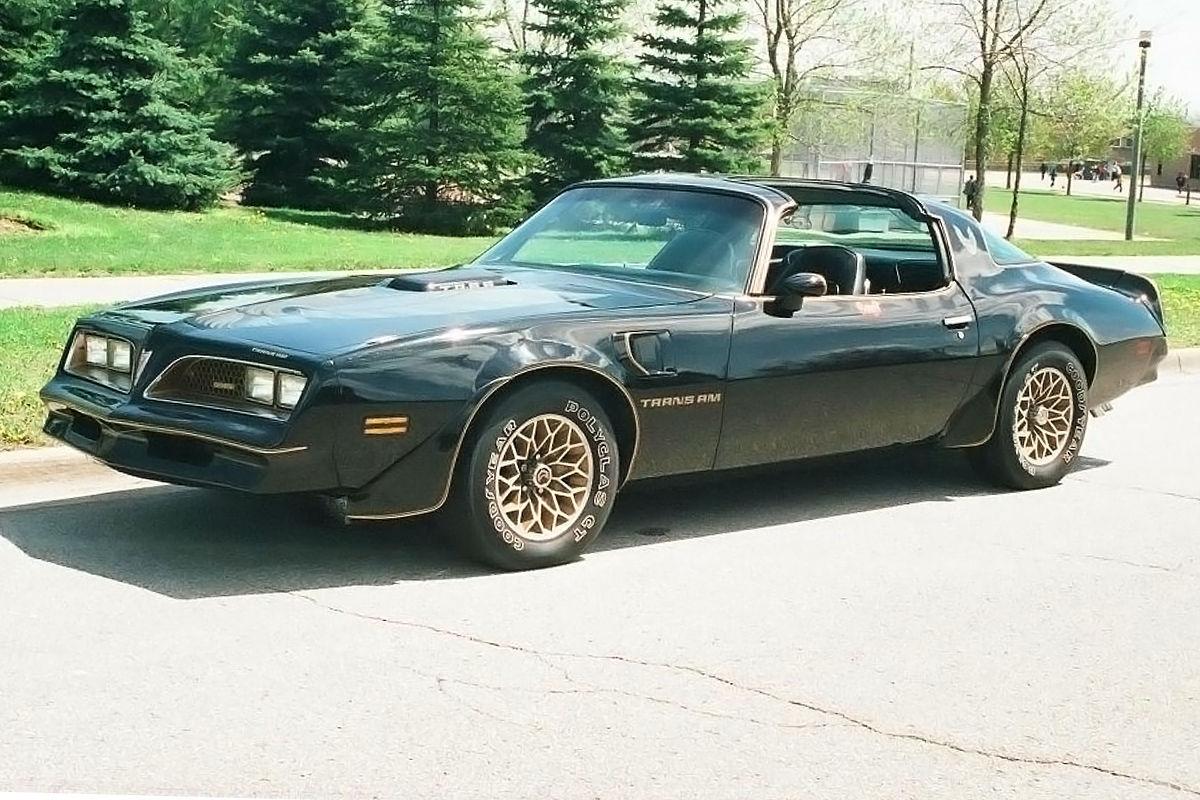 Film- und Serienautos aus den 70ern