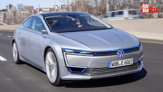 Video Vw Xl3 Hybrid 2018 Autobildde